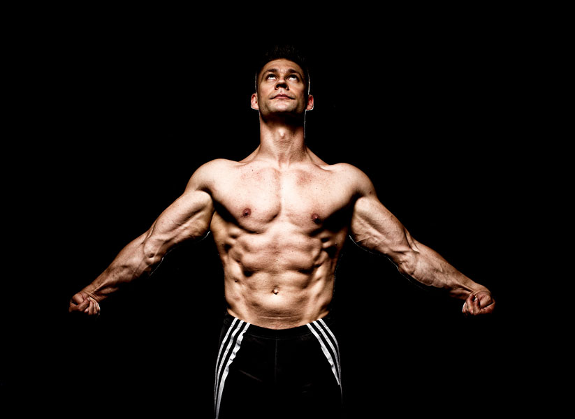 More About Justin Rille Personal Trainer